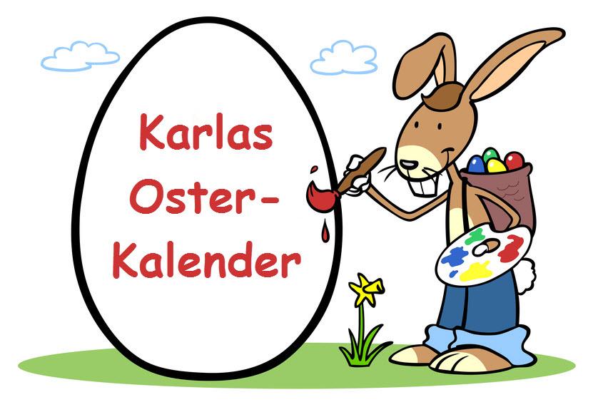 Karlas-Osterkalender