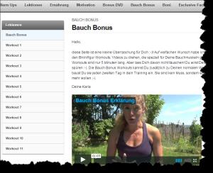 bauch Bonus
